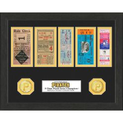 Pittsburgh Pirates World Series Ticket Collection