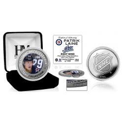 Patrick Laine Silver Color Mint Coin