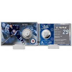 Patrick Laine Silver Coin Card