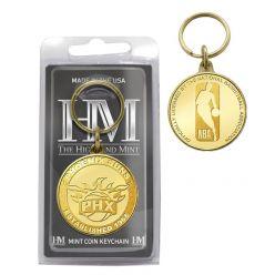 Phoenix Suns Coin Keychain