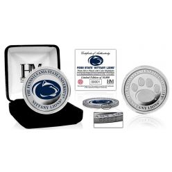 Penn State University Color Silver Coin
