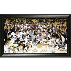 Pittsburgh Penguins 2016 Stanley Cup Champions Signature Rink