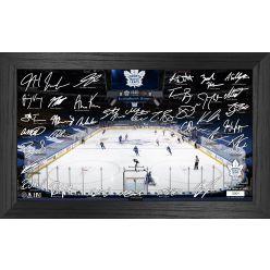 Toronto Maple Leafs 2021 Signature Rink