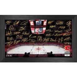 Calgary Flames 2021 Signature Rink