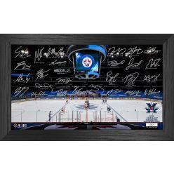 Winnipeg Jets 2021 Signature Rink