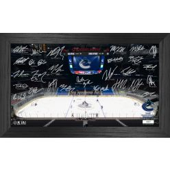 Vancouver Canucks 2021 Signature Rink