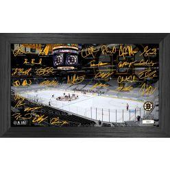 Boston Bruins 2021 Signature Rink