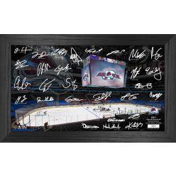 Colorado Avalanche 2021 Signature Rink