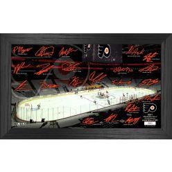 Philadelphia Flyers 2021 Signature Rink