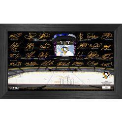 Pittsburgh Penguins 2021 Signature Rink