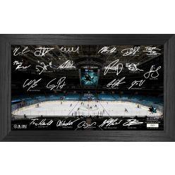 San Jose Sharks 2021 Signature Rink