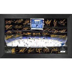 St. Louis Blues 2021 Signature Rink