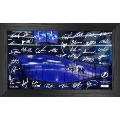 Tampa Bay Lightning 2021 Signature Rink