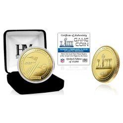 Super Bowl LIII Gold Flip Coin