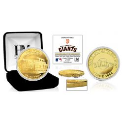 San Francisco Giants Stadium Gold Mint Coin