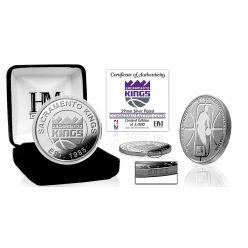 Sacramento Kings Silver Mint Coin