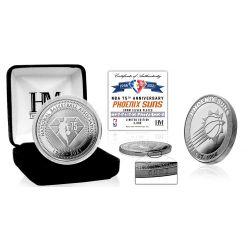 Phoenix Suns NBA 75th Anniversary Silver Mint Coin