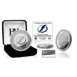 Tampa Bay Lightning Silver Mint Coin