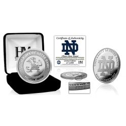 University of Notre Dame Fighting Irish Silver Mint Coin
