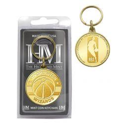 Washington Wizards Coin Keychain