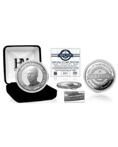 Derek Jeter 2020 Hall of Fame Induction 1 Troy OZ .999 Silver Coin